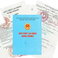 Formalities to apply for a first temporary residence card