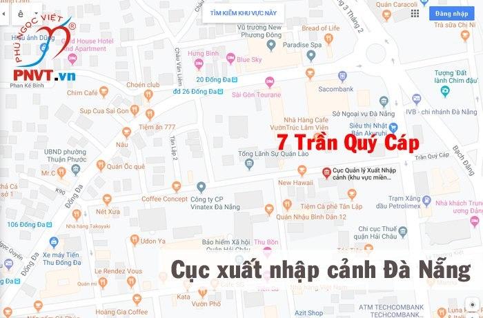 Cục Quản lý Xuất nhập cảnh Đà Nẵng giải quyết thủ tục xuất nhập cảnh khu vực miền Trung, Tây Nguyên