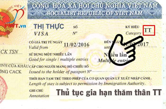 điều kiện xin thẻ tạm trú ký hiệu tt
