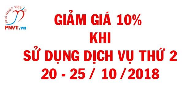Giảm 10% phí dịch vụ thứ hai khi xin cấp hoặc gia hạn thẻ tạm trú nhân dịp Ngày Phụ nữ Việt Nam 20/10