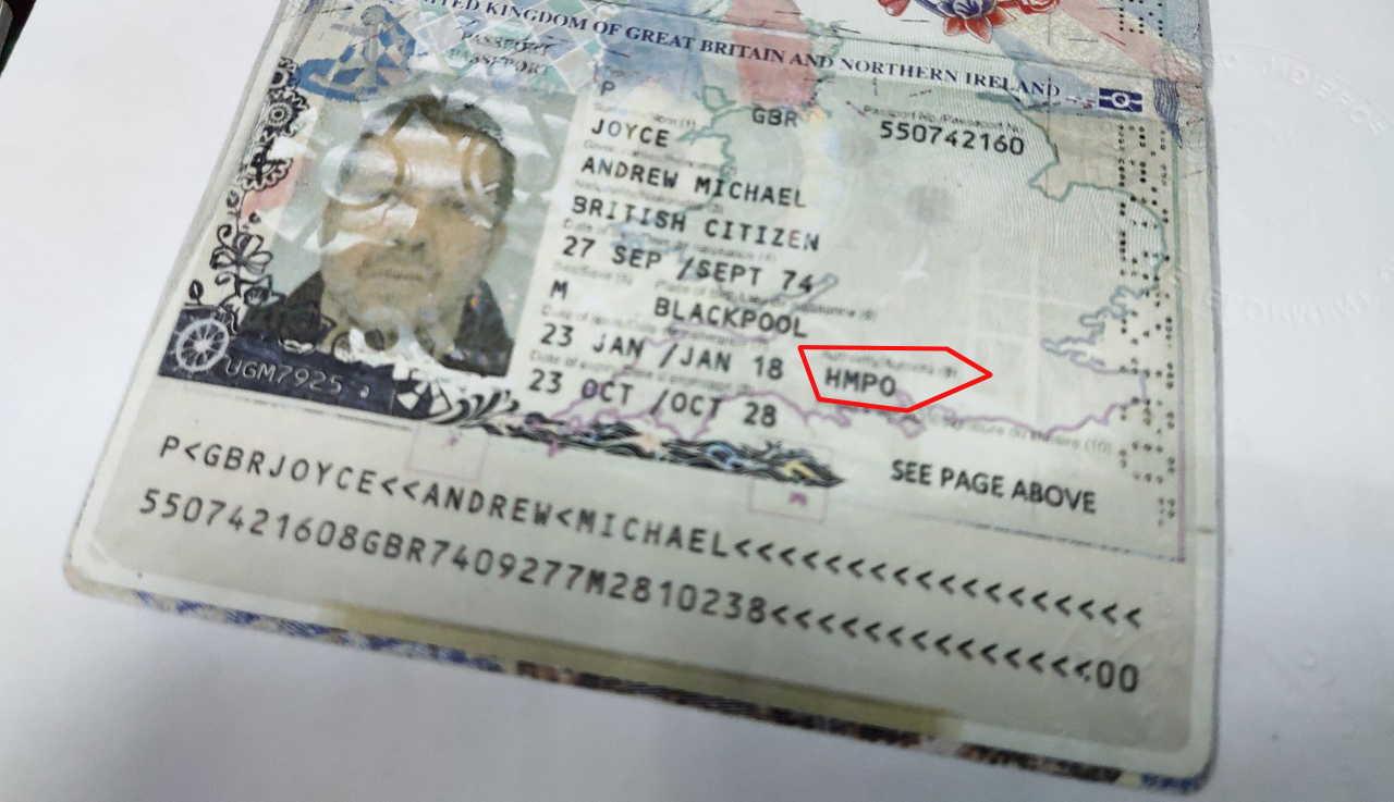 HM Passport Office (HMPO) là gì
