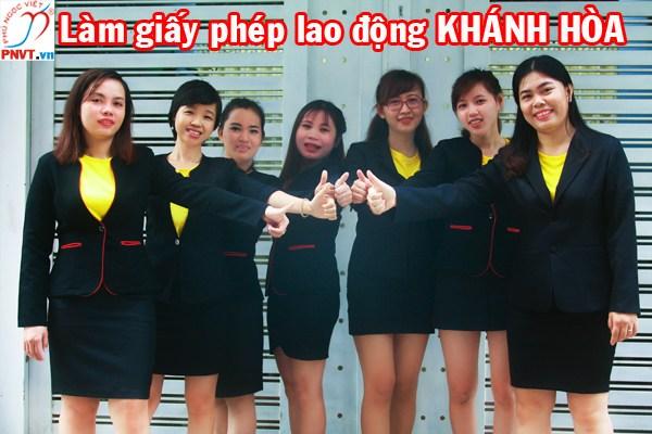Làm giấy phép lao động ở Khánh Hòa