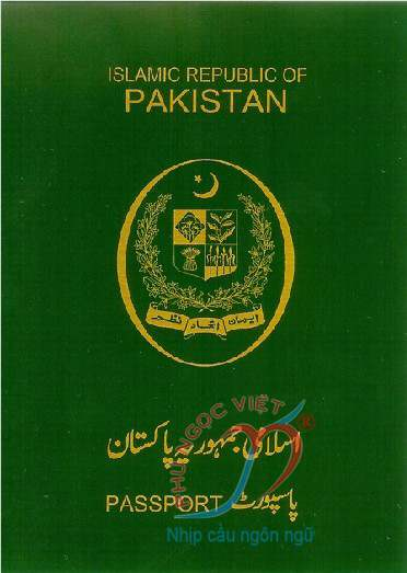 the tam tru cho nguoi pakistan, the tam tru pakistan