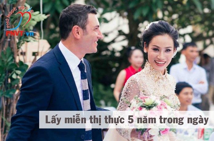 Xin giấy miễn thị thực 5 năm cho người nước ngoài tại Việt Nam, những điều cần biết
